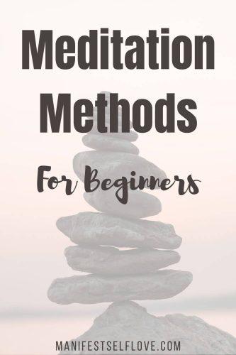 Meditation Methods for Beginners