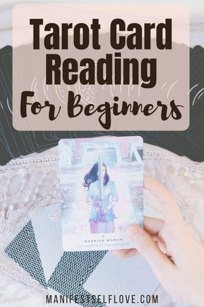 Tarot Card Reading for Beginners Pinterest